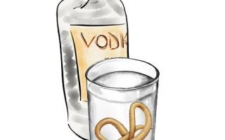 Влияние алкоголя на глистов