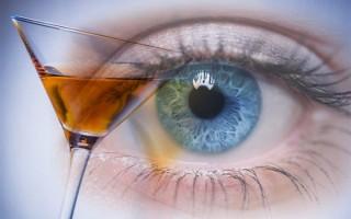 Влияние алкоголя на зрение в краткосрочной и долгосрочной перспективе