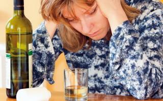 Алкоголизм как социальная проблема на примере женского алкоголизма