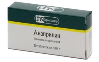 Анаприлин и алкоголь: последствия смешивания