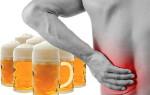 Алкоголь и почки: влияние, осложнения и лечение