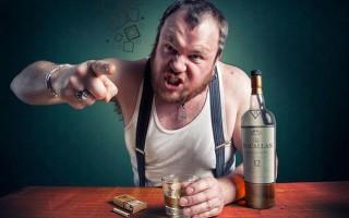 Как можно жить с алкоголиком в одной квартире?