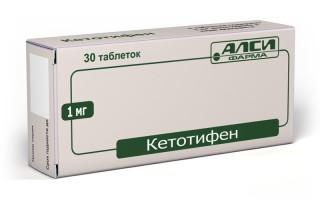 Кетотифен и алкоголь: совместимость, последствия