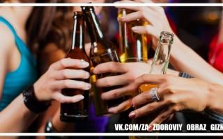 Алкоголь и репродуктивные органы