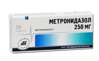 Метронидазол от алкоголизма как принимать