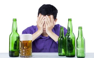 Резко перестал усваиваться алкоголь!