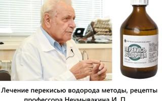 Лечение алкоголизма содой неумывакин