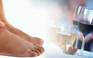 Как спиртное влияет на суставы?