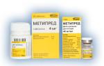 Гормональный препарат Метипред — отзывы