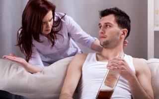 Роль жены в алкоголизме мужа