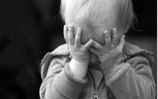 Чувства детей из алкогольных семей