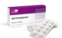 Метронидазол и алкоголь: совместимость