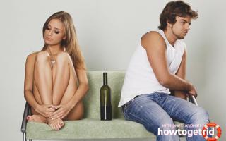 Как помочь мужу бросить пить: полезные советы