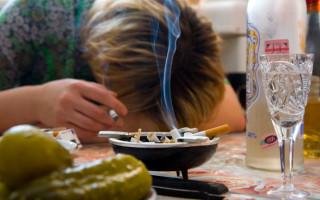 Третья стадия алкоголизма: симптомы поздней стадии